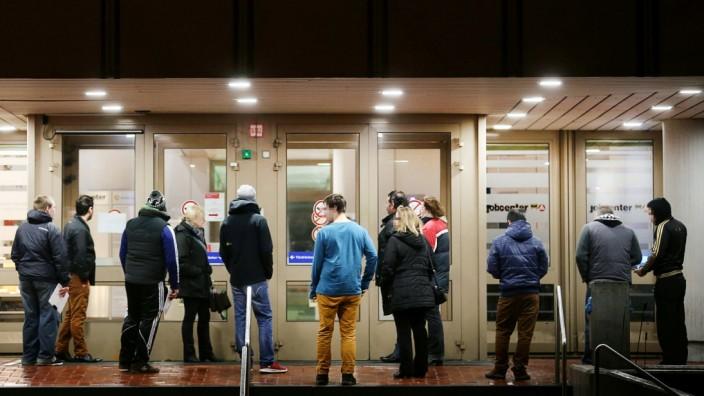 Problemfall NRW: Bei Arbeitslosenquote von Thüringen überholt