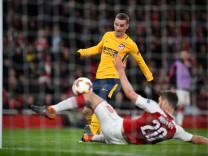 Europa League Semi Final First Leg - Arsenal vs Atletico Madrid