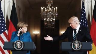 Donald Trump, Angela Merkel, Donald Trump Angela Merkel