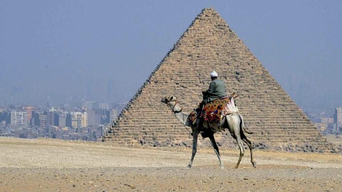 Opferfest in Kairo