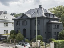 Schwarze Villa in Pforzheim