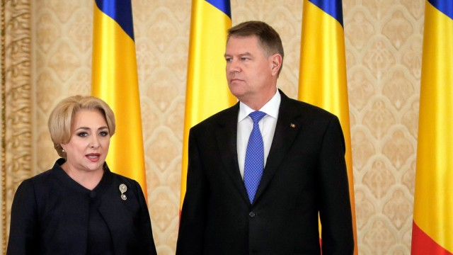 Politik Rumänien Streit um Jerusalem