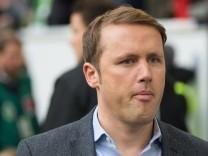 VfL Wolfsburg - Olaf Rebbe