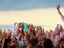 Apps für Musikfestivals; jetzt Intro