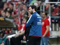 Fussball 1 Bundesliga 1 FSV Mainz 05 SC Freiburg 30 Spieltag am 16 04 2018 in der Opel Arena