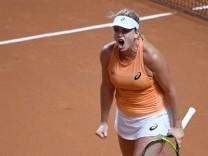 Tennis: WTA-Tour - Stuttgart