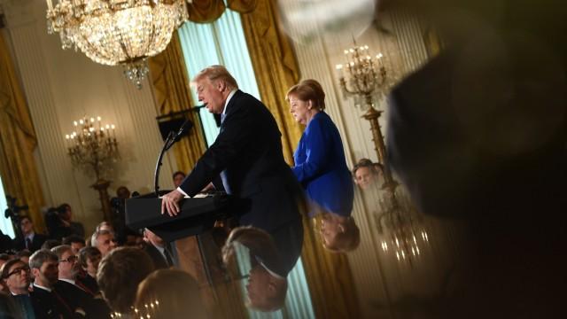 Wirtschafts- und Finanzpolitik Handelsstreit mit den USA