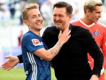 Bundesliga - VfL Wolfsburg v Hamburger SV