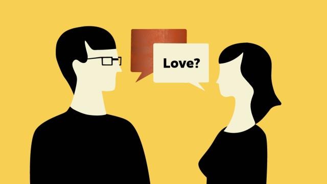 """Leben und Gesellschaft Beziehungs-Serie """"Reden wir über Liebe"""""""