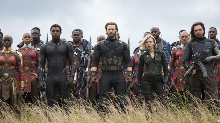 null; Avengers Infinity War