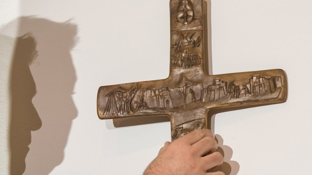 Diskussion um Kreuze
