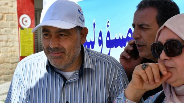 Judentum Wahl in Tunesien