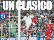 Pressestimmen El Mundo Deportivo