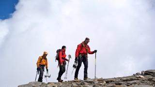 Berge und Wandern Staatlich geprüfte Bergführer