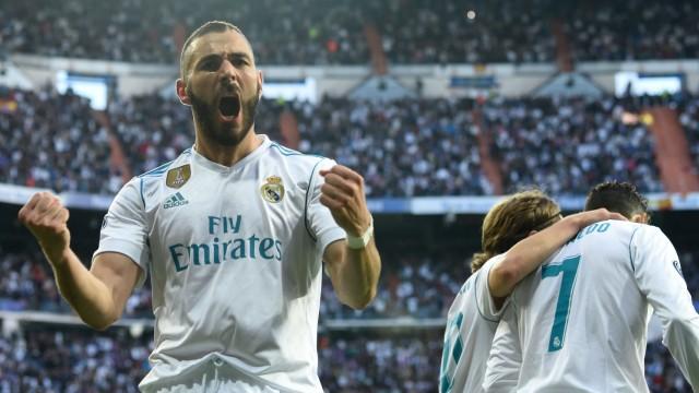 Champions League Real Madrid gegen Bayern
