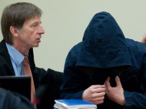 NSU-Prozess Carsten S Waffe Plädoyer