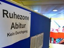 Abitur-Prüfungen in Niedersachsen