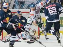 Ice hockey Eishockey DEL RB Muenchen vs Augsburg MUNICH GERMANY 01 DEC 17 ICE HOCKEY DEL De