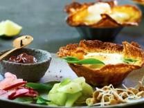 Nur für Das Rezept Hoppers Reispfannkuchen aus Sri Lanka Hans Gerlach
