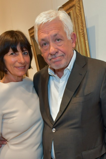 Barbara und Axel Haubrok (Haubrok Foundation) Das Kunsthaus Lempertz lud...
