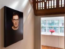 Eröffnung des Künstlerhauses 'Villa Willemsen'