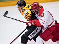 Ice Hockey - International Friendly -  Denmark v Germany