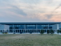 Flughafen BER: Neue Achse