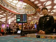 Glücksspiel-Metropole Macau, AP