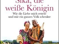 """Manuela Samlan, Buch """"Sika, die weiße Königin""""  Glonn"""