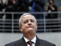 Winterkorn Volkswagen Abgasskandal Anklage USA