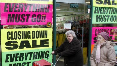 USA: Krise der Shopping-Malls