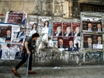 Vor Parlamentswahlen im Libanon