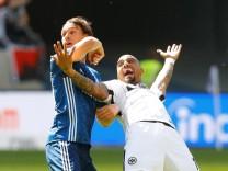 Bundesliga - Eintracht Frankfurt vs Hamburger SV