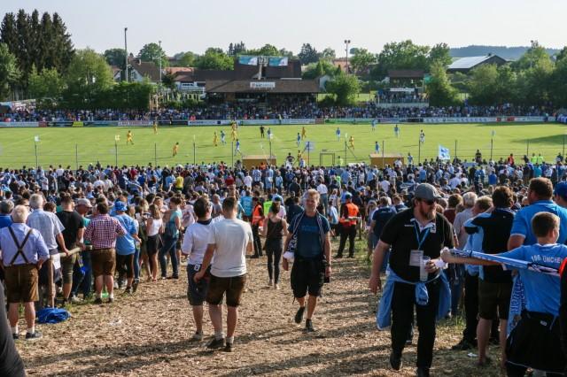 Topspiel gegen TSV 1860 München