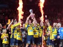Rhein-Neckar Loewen v TSV Hannover-Burgdorf - DHB Cup Final