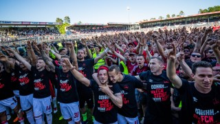 SV Sandhausen v 1. FC Nuernberg - Second Bundesliga