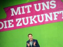 Auftakt Landesparteitag Grüne Bayern