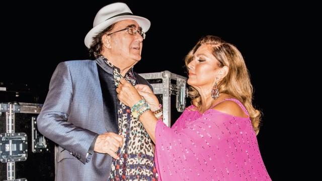 Promis Romina Power und Al Bano
