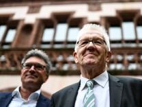 Oberbürgermeisterwahlkampf in Freiburg