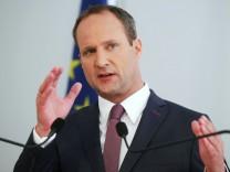 Vorsitzender der Neos-Partei Strolz tritt zurück
