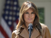 US-First Lady will sich stärker für Kinder einsetze