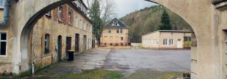 Konzentrationslager KZ Sachsenburg