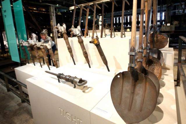 Ausstellung 'Das Zeitalter der Kohle'
