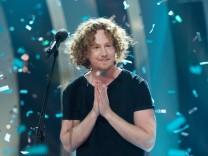 Saenger Michael SCHULTE Unser Song fuer Lissabon ESC 2018 Vorentscheid in Berlin Deutschland am 2