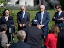 Klausurtagung von Union und SPD