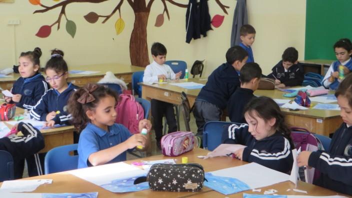 Talitha Kumi, German Evang. Luth. School, Palestine