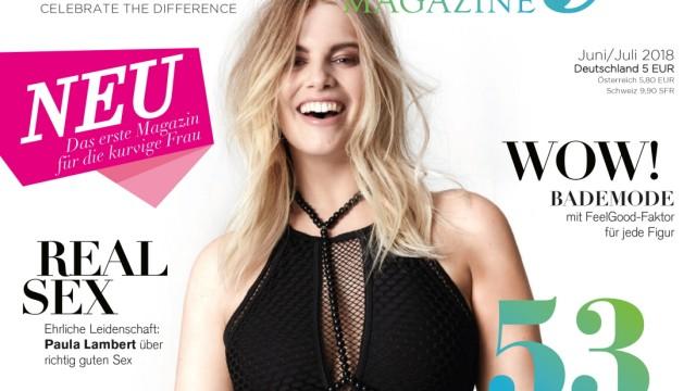 "Journalismus ""The Curvy Magazine"""