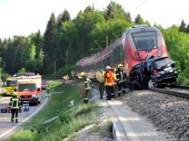 Seeshaupt/Penzberg Unfall