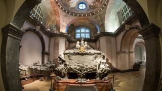 Doppelsarkophag für Maria Theresia