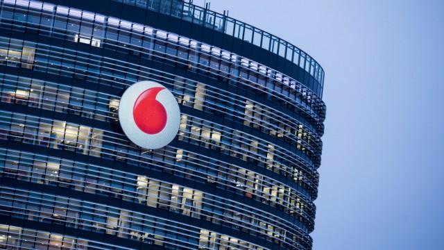 Die deutsche Vodafone-Zentrale in Düsseldorf.